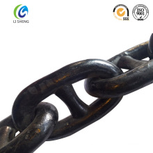 Steel welded stud anchor chain