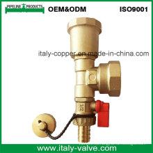 Vales forjados latón modificado para requisitos particulares de la salida de aire de la calidad (IC-3072)