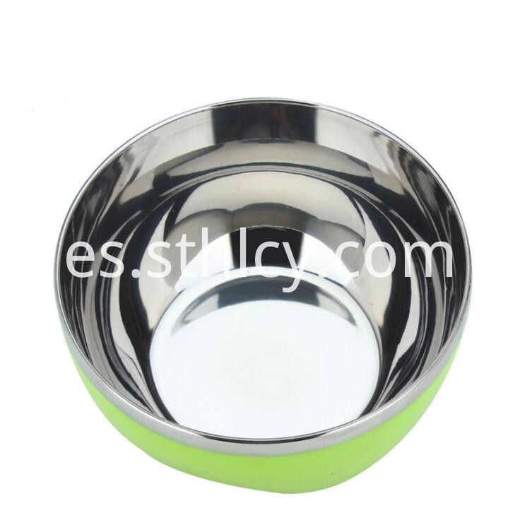 Stainless Steel Eating Bowls