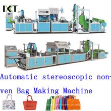 Saco não tecido do punho da máquina que faz a máquina Kxt-Nwb06