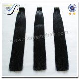 seamless skin weft hair extensions wholesale PU remy tape in extensions
