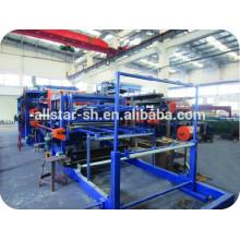 2014 máquina del panel de emparedado del eps de alta calidad automático nuevo
