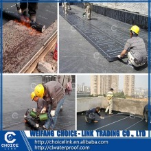 torch on SBS modified bitumen waterproofing