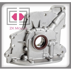 Motorcycle Aluminum Die Casting oil pump housing