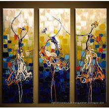 Vente de peinture à l'huile abstrait