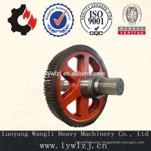 Customize Nonstandard Forging Crown Gear Wheel