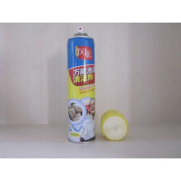 Limpiador espumoso multiusos, limpiador de espuma de uso múltiple