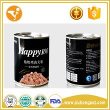 Fournisseurs de Chine Aliments en conserve pour chiens Aliments pour chats en poulet