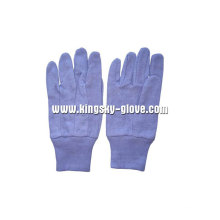 Cotton Knit Wrist Work Gardening Glove (2202)