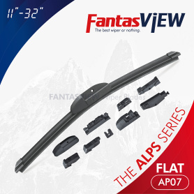 The Alps Series Multi-Fit Beam Wiper Blades