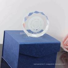 Vends bien nouveau presse-papiers en cristal de type pour des cadeaux promotionnels