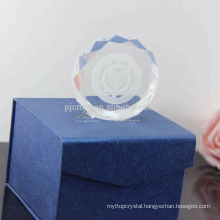 Sell Well New Type Crystal Paperweight For Promotional Gifts