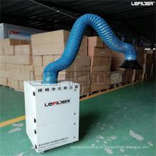 Colector de polvo de cartucho de filtro portátil
