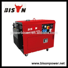 BISON (CHINA) 6kw Generador Diesel Noiseless