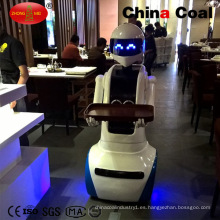 Nuevo estilo Ym 530 Automatic Electric Dish Delivery Robot