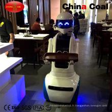 Robot de livraison de plat électrique automatique New Style Ym 530
