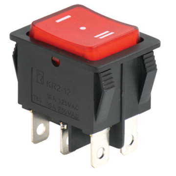Switch-ON Rocker Switch ON-OFF-ON
