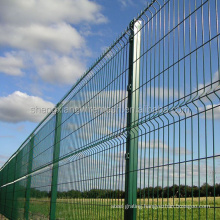 TUV Certification Welded Wire Mesh Fence, 3D Fence  triangle bend fence