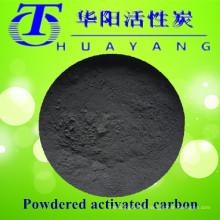 Polvo de carbón activado de azul de metileno de alto valor de yodo 850