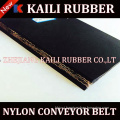 Long Operating Life 400-2500 mm Width EP Polyester Rubber Fabric Conveyor Belt