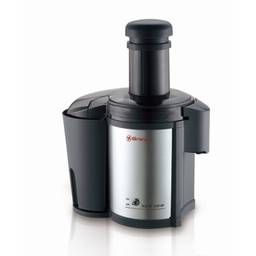 Geuwa Electric Wide Feed Opening Juicer with Aliminum Panel Body