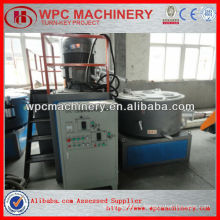 New design! wpc wood plastic mixing machine