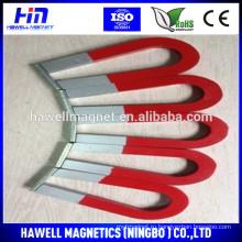 Постоянный алнико у / конская форма подковообразный магнит (SGS)