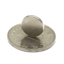 Thin Rare Earth Disc Magnet in Bags Opening