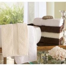 100% хлопок спираль полотенца для рук