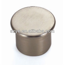 Unique design luxury hotel furnishing drapery dowel rod end caps of decoration