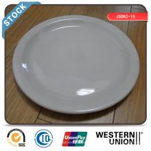 """Stock 10.5 """"Dinner Plate (enge Kante) mit günstigen Preis"""