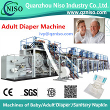 Full-Servo Control Full-Function Adult Diaper Machine Factory (CNK300-SV)