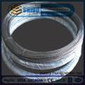 Fil de haute qualité de fil de tungstène de pureté de l'approvisionnement 99,95 / filament / vis