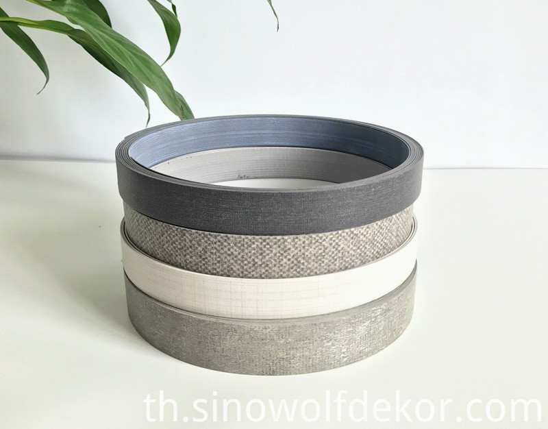 Furniture ABS Edge Banding Custom ABS Edge Banding