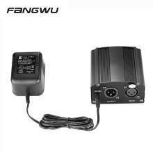 High Quality Supply Switching +48v Phantom Power Microphone