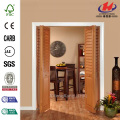 JHK-B06 Ikea Soundproof Folding Foam Filled Interior Doors