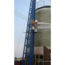 Machine de fabrication de réservoir de FRP - type vertical pour de grands réservoirs de fibre de verre