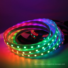 Ws2812B Programmable Rgbw RGB Led Strip light 5050 5V Led Pixel Strip