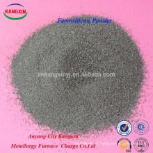 Venta caliente de China Henan proveedor alta pureza Si Fe polvo