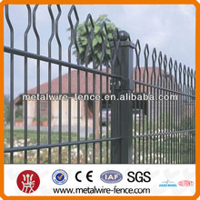 Doule wire fence arch mesh fence
