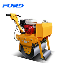 Top quality tennis court single drum manual vibratory roller for sale (FYL-600)