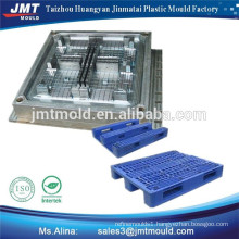 high quality plastic pallet rotomoulding mould pp material factory price