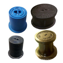 Cast iron Surface boxes for Fire Hydrant or Valve or Water