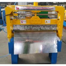 Color Steel Coil Leveling and Cutting Machine