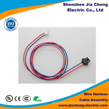 M12 Waterproof Connector Plug to Cable Assembly