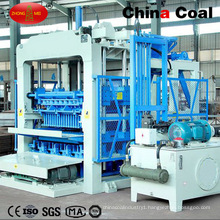 Qtf8-15 Automatic Movable Electric Block Making Machine