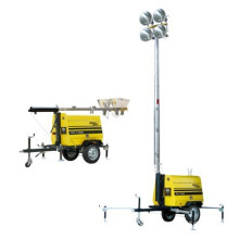 Mobile Generator Light Tower