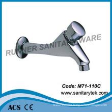 Self-Closing Tap and Delay Fauce (M71-110C)