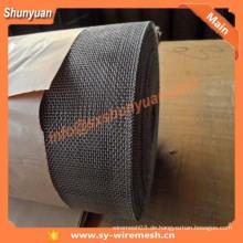Shaanxi Shunyuan! Rostfreies Aluminiumdrahtgeflecht / Fensterscheibe