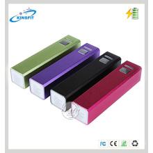 Hot! Universal Power Bank Mobile Phone Power Bank 2600mAh